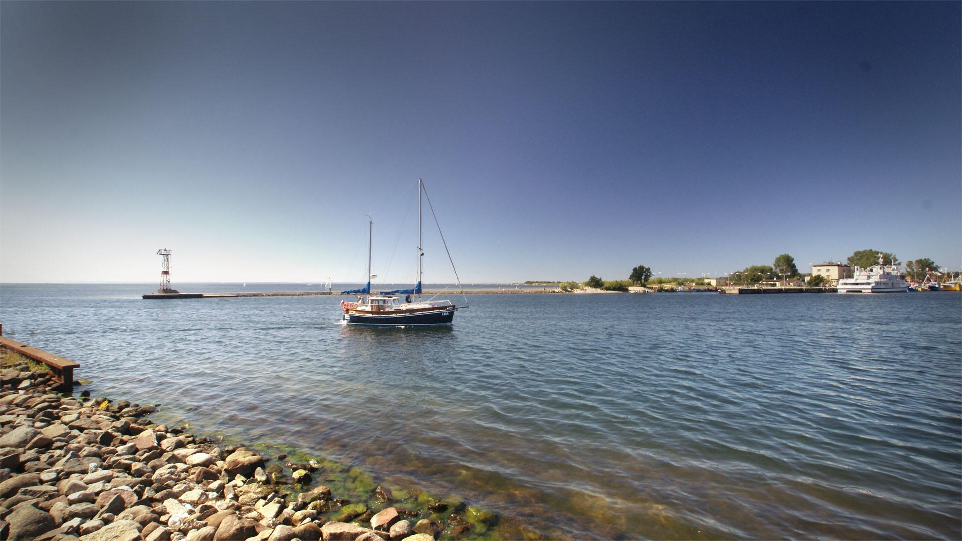 Zatoka w Jastarni